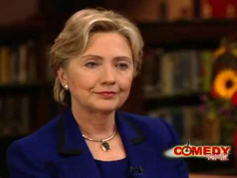 Comedy Time - Hillary's Obama Sex Fantasy