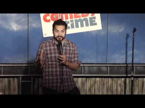 Comedy Time - I'm Afraid Of Cats