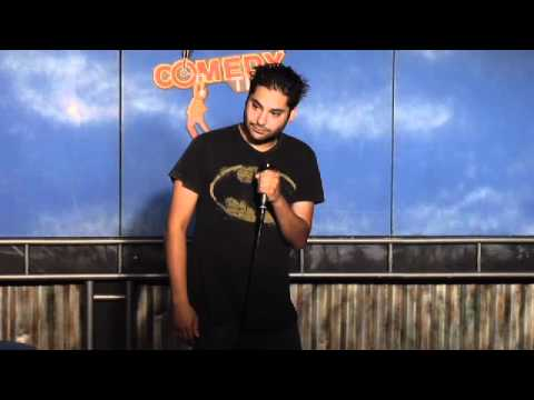 Comedy Time - Indians and Stereotypes