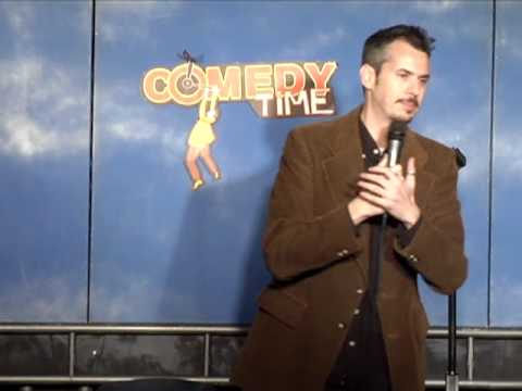 Comedy Time - International Pilots