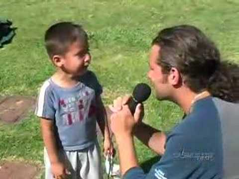 Comedy Time - Kid Can't Stop Crying At Soccer Game