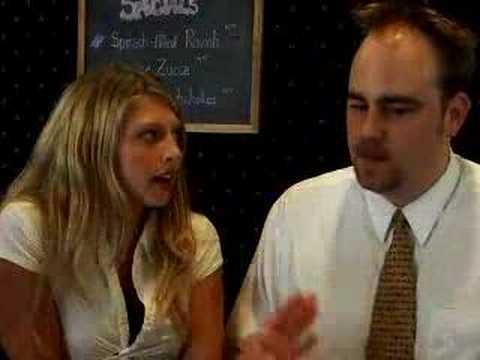 Comedy Time - LA Waiter: Smitten