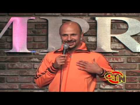 Comedy Time - Maz Jobrani – Hans Blix (Funny Videos)