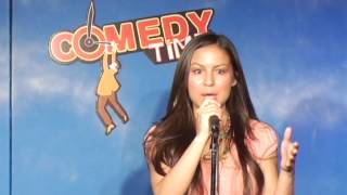 Comedy Time - Quicklaffs BRAND NEW CHANNEL- Anjelah Johnson Driving Mistake