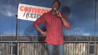 Comedy Time - Maz Jobrani – Hans Blix (Funny Videos)
