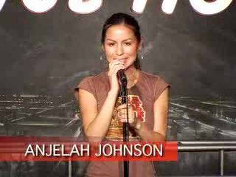 Comedy Time - Nail Salon Anjelah Johnson