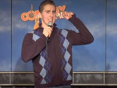 Comedy Time - Not A Traditional Gangster