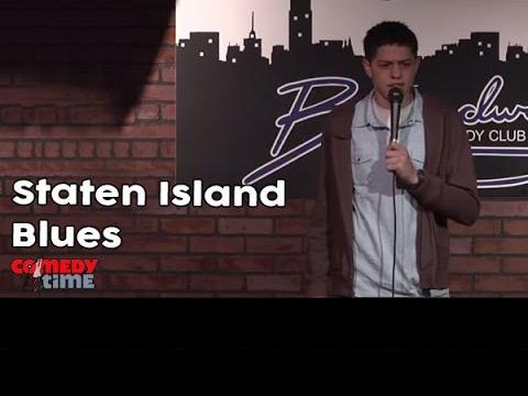 Comedy Time - Funny videosPete Davidson: Staten Island Blues