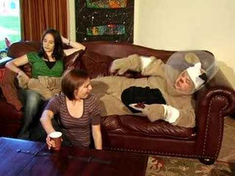 Comedy Time - Roscoe the Party Dog: Runover