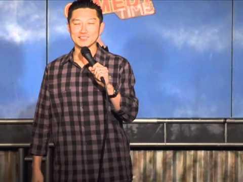 Comedy Time - Son of a Preacher