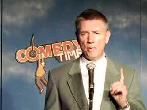 Comedy Time - St. Paddy's Day: Joke 1
