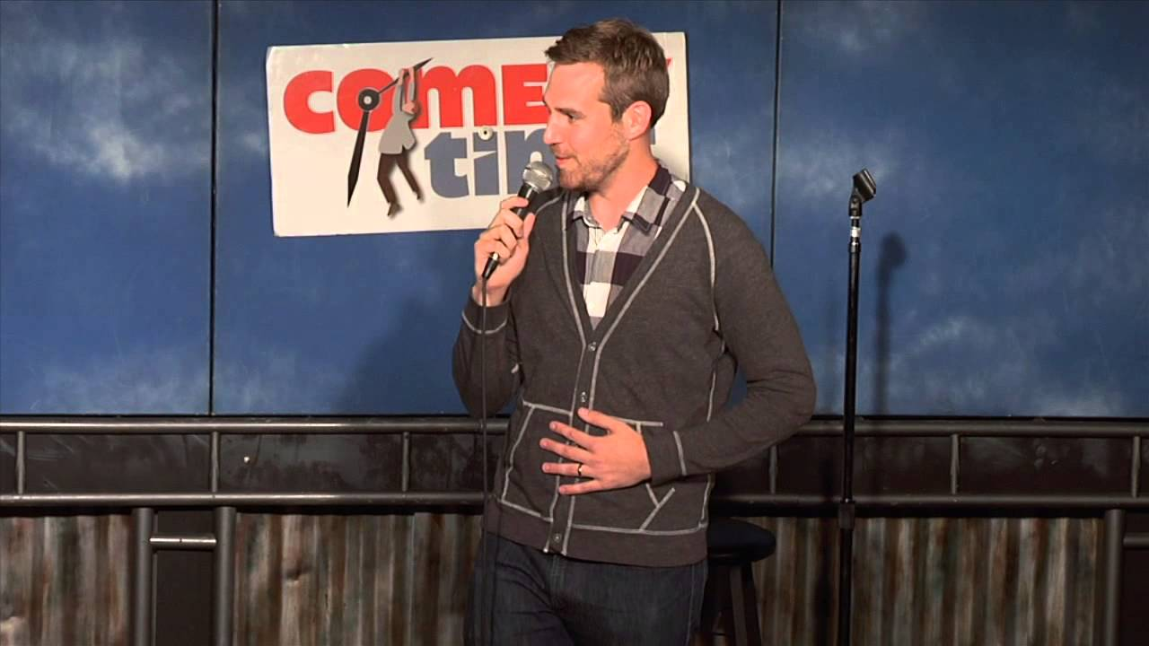 Comedy Time - StandUp Unfiltered – Season 1: Episode 1