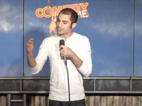 Comedy Time - Way Too Hairy